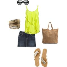 for my holiday, created by aude-lpm on Polyvore
