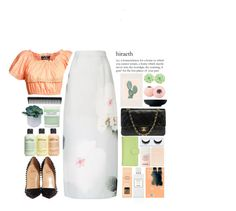 """🌵LIGHTNESS🌵"" by kawrose02 ❤ liked on Polyvore featuring Pilot, Illume, Wilder California, Royal Doulton, Musgo Real, GHD, Phase Eight, Chanel, Royce Leather and Christian Louboutin"