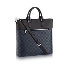 Bolsas Masculinas Tote em Couro & Canvas - Louis Vuitton®