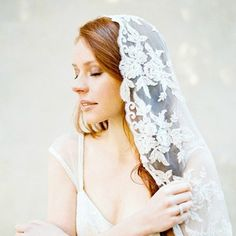 Our most favorite handmade veils and bridal headpieces for your handmade wedding.