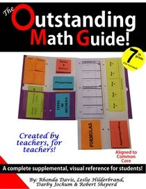 Outstanding Math Guide for 7th Grade - Common Core - The Perfect Classroom Resource I want this!
