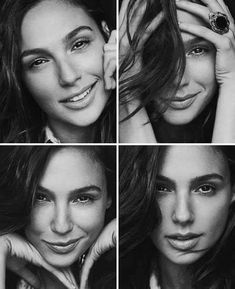 I have the BIGGEST girl crush on Gal Gadot. She is so smart and light and full of life. Gal Gadot Wonder Woman, Girl Photography Poses, Woman Crush, Pretty People, Portraits, Photoshoot, Beauty, Beautiful, Women