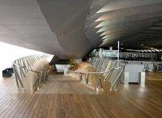 Yokohama International Port Terminal :: arcspace.com