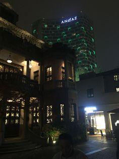 Shanghai: 12-17 aprile 2016