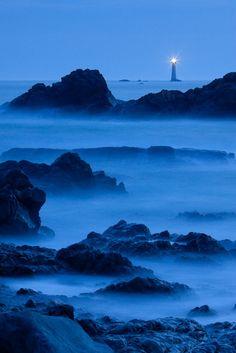 Twilight at Guernsey