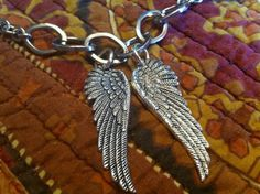 Hey, I found this really awesome Etsy listing at https://www.etsy.com/listing/178257372/silver-wing-necklace-bohemian-wing