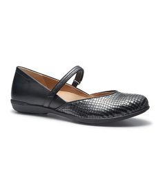 Another great find on Black Croc Nanette Leather Mary Jane by Dansko