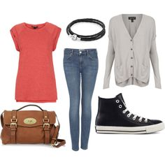 """Everyday"" by carolinelquick on Polyvore"
