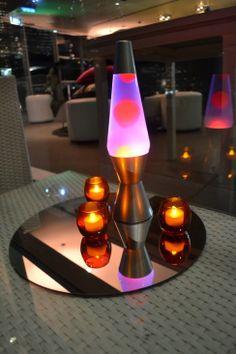 70's dinner party | PRESS & PHOTOS > Retro / 70's Themed 40th Birthday > retro lava lamps ...