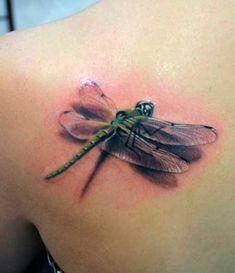d6f75883dc81 tatuajes de libélulasFotos de Tatuajes Tattoos