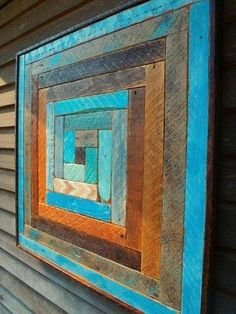 Items similar to Reclaimed Wood Artwork Wall Sculptures Quilt Designs Rustic Modern Abstract Transitional Rustic Wood Sculpture - Reclaimed Wood Lath Art - Wood Quilt Designs - Custom Designs - Wall Art - Wall Hanging - Home & Living Metal Tree Wall Art, Wooden Wall Art, Hanging Wall Art, Diy Wall Art, Wooden Desk, Wooden Doors, Arte Pallet, Pallet Art, Diy Pallet