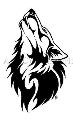 Tribal Tattoo Designs Wolf Borneo Tattoos - Tribal Tattoo Designs Wolf , stammes -attoo entwirft wolf, tatouage t - Tribal Wolf Tattoo, Tribal Shoulder Tattoos, Tribal Sleeve Tattoos, Wolf Tattoo Design, Tribal Tattoo Designs, Wolf Tattoos, Tattoo Shoulder, Tattoo Arm, Tattoo Leon