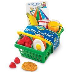 Pretend & Play® Healthy Breakfast Set, LER7290
