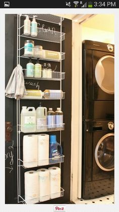 Cleaning supply storage on pinterest vacuum cleaner for Best cleaning products for kitchen cabinets