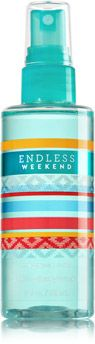 Endless Weekend Travel Size Fine Fragrance Mist - Signature Collection - Bath & Body Works