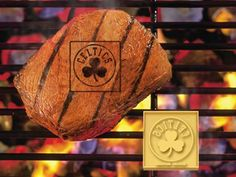FanMats NBA - Boston Celtics Grilling Fanbrand