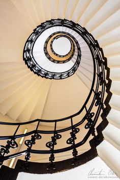 Photograph Hamburg Staircase 02 by Christian Öser on 500px