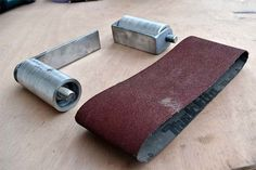 It's Possible to Use the Angle Grinder As a Belt Sander!