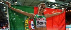 - Sara Moreira sagra-se campeã da Europa na meia-maratona  Atleta portuguesa terminou a prova em 1h1019s. 10Jul2016
