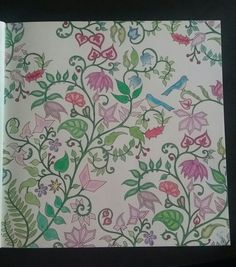 Find This Pin And More On My Pictures In Johanna Basford Enchanted Forest Coloring Book