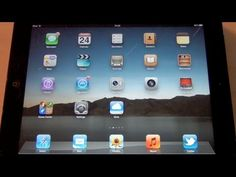iPad: putting a shortcut to a website on your home screen. -- could do this with approved websites for students and then put them in a group on ipad.  No more excuses for ending up on a random website!
