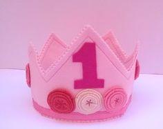 Coroa Flores Para Meninas-Aniversário