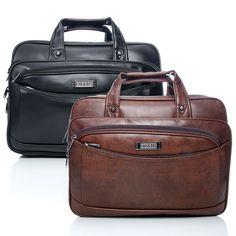 Mocne torby męskie na laptopa #supergalanteria.pl