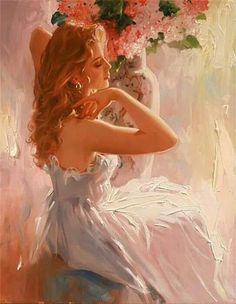 Richard S. Johnson, 1939 ~ Impressionist painter - - Richard S. Johnson, 1939 ~ Impressionist painter Painting Richard Johnson Richard S. Angel Aesthetic, Aesthetic Art, Aesthetic Pictures, Aesthetic Drawing, Renaissance Kunst, Renaissance Paintings, Painting Inspiration, Art Inspo, Princess Aesthetic