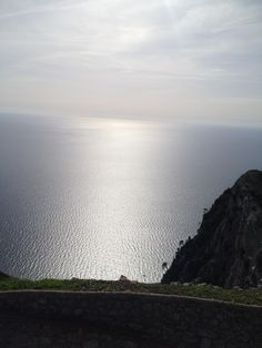 Capri island in the campania region of Italy, has been a resort since the Roman time. Capri is a large, limestone, and sandstone rock. The side of the island are perpendicular cliffs.