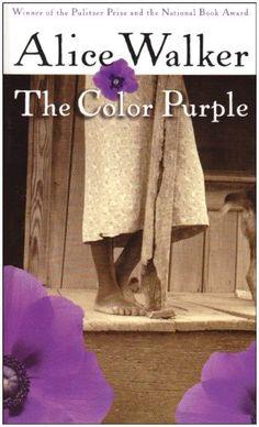 The Color Purple by Alice Walker http://www.amazon.com/dp/0156031825/ref=cm_sw_r_pi_dp_aZOnvb0W36WFN