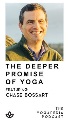In today's episode of The Yogapedia Podcast, we're chatting with Chase Bossart of Yoga Well about the true meaning of yoga. Yoga Podcast, Yoga Philosophy, Today Episode, Personal Relationship, Meaningful Life, I Work Out, Documentary Film, Yoga Teacher, Travel Around The World