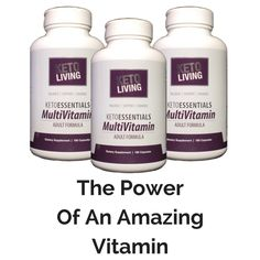 """""""So, Doc, which vitamin should I take?"""" I've heard this question at least 5-6 times per day for the last 15 years. The problem has been, there hasn't been just one or two products that fit my or my patient's needs. I've seen many that are close, but no one seems to understand the needed …"""