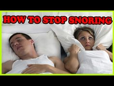 https://youtu.be/3AtRbErVhuw How To Stop Snoring At Home l How To Cure Snoring Problem http://ift.tt/2jGdIuQ Use The Following Tips To Manage Your Snoring  If you have a snoring problem there are many others with the same condition. Forty percent of men and twenty-five percent of women suffer from snoring. The frequency of snoring only increases as people get older. If you would like to find a way to stop or at least minimize your snoring or perhaps it is your loved one keeping you awake at…