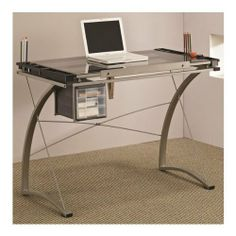 Coaster Furniture 800986 Desks Artist Drafting Table Desk, by Coaster Home Furnishings, http://www.amazon.com/dp/B00595Y8AY/ref=cm_sw_r_pi_dp_1VtUrb1D85XF9