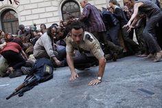 The Walking Dead saison 1 épisode 1 : Passé décomposé