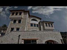 Άξιον Εστί - YouTube Mansions, Architecture, House Styles, Building, Youtube, Travel, School, Home Decor, Arquitetura