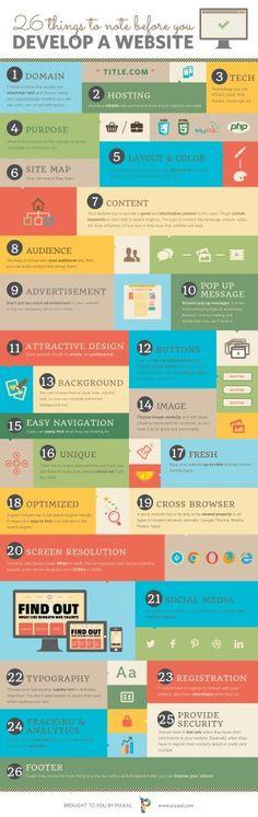 #web #infographic