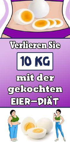Verlieren Sie 10 kg mit der gekochten Eier-Diät Lose with the boiled egg diet – the # Egg diet Boiled Egg Nutrition, Boiled Egg Diet Plan, Diet And Nutrition, Slim Down Fast, How To Slim Down, Steak And Eggs Diet, Lose 10kg, Perder 10 Kg, Egg Benefits