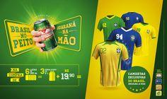 Guaraná Antarctica / campanha on Behance
