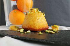 Sicilian orange cakes o bizcocho de naranja siciliano - Cakes a medida