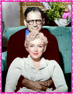 Marilyn and Arthur