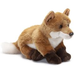 Nat and Jules Plush Toy, Fox, Large * You can get more details by clicking on the image. (This is an affiliate link) #PlushFigures