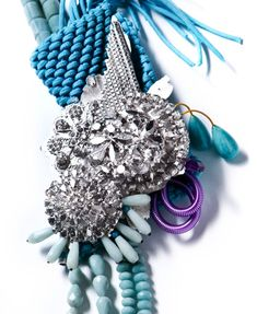 »CHERVIL« / Jewelry by Denise J. Reytan http://www.reytan.de