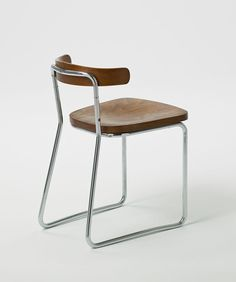 Thonet Model B 257 chair, Bruno Weil, c. Vintage Furniture Design, Cool Furniture, Metal Chairs, Glass Table, Sofa Chair, Chair Design, Designer, Inspiration, Architecture