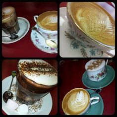 Always Delicious Coffee at Hamilton's Flutter Cafe!  299 Barton Street, Hamilton  http://www.annahstretton.co.nz/