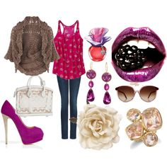 Outfit for LA!!!, i wish. created by SavvyJaine