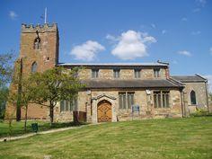 St John the Baptist, Hillmorton.