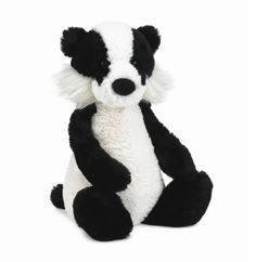 Fragile Earth Stuffed Animals - Jellycat Bashful Woodland Babe Badger Plush Stuffed Animal, $20.00 (http://www.feplush.com/jellycat-bashful-woodland-babe-badger-plush-stuffed-animal/)