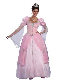Adult Fairy Tale Princess Costume