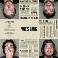 Van Coke Kartel - Wie's Bang - CD Cover Design by Merwe Marchand le Roux, via Behance Cd Cover Design, Coke, Bangs, Behance, Design Inspiration, Fringes, Coca Cola, Bangs Hairstyle, Cola